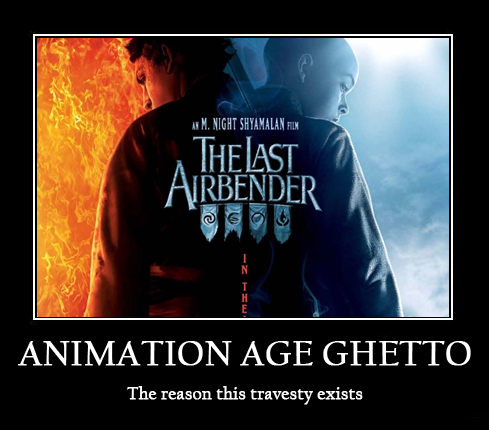 Last Airbender Demotivational by Lady-of-Coralstair on DeviantArt: lady-of-coralstair.deviantart.com/art/Last-Airbender-Demotivational...