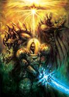 Warrior by AlienTan