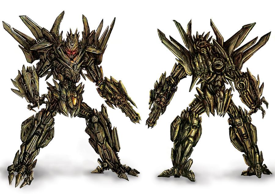 Transformer WingStrike by AlienTan