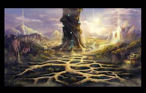 fantasy land by AlienTan