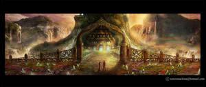 fantasy jungle by AlienTan
