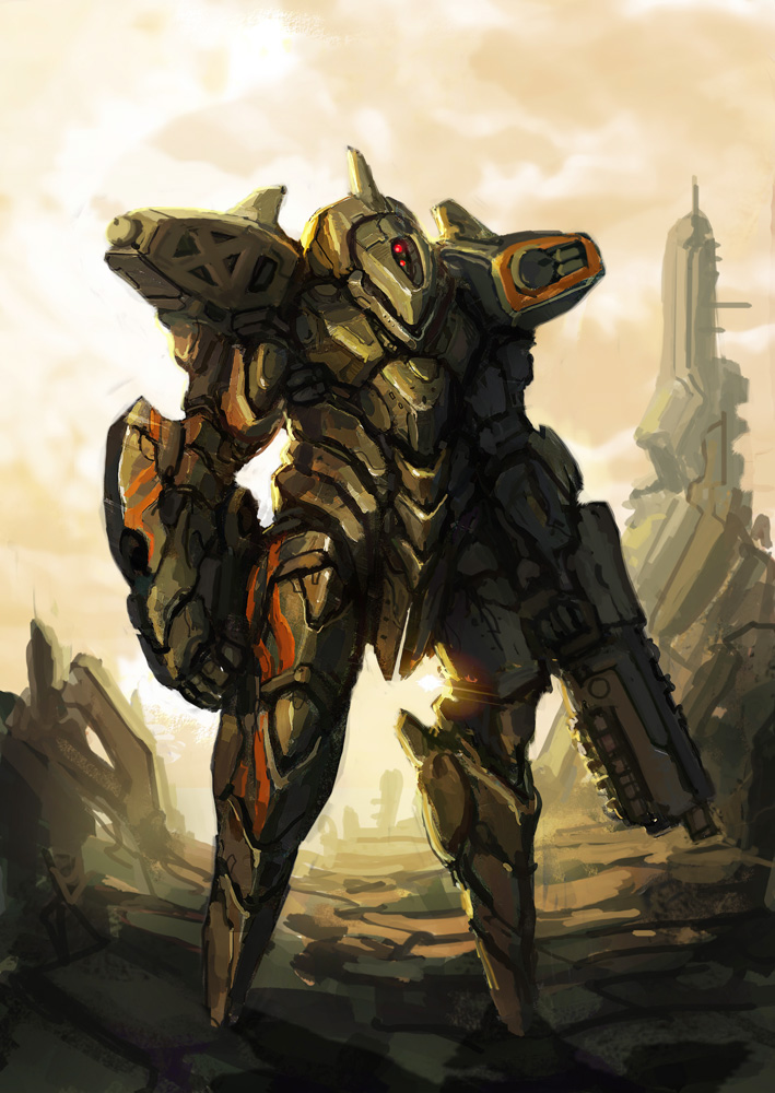 Suit by AlienTan