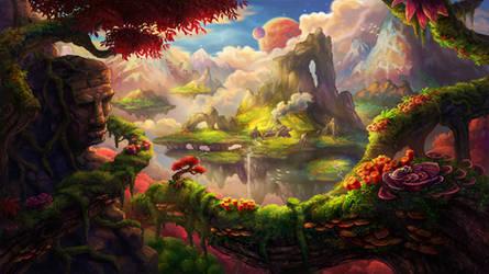 Fantasy by AlienTan