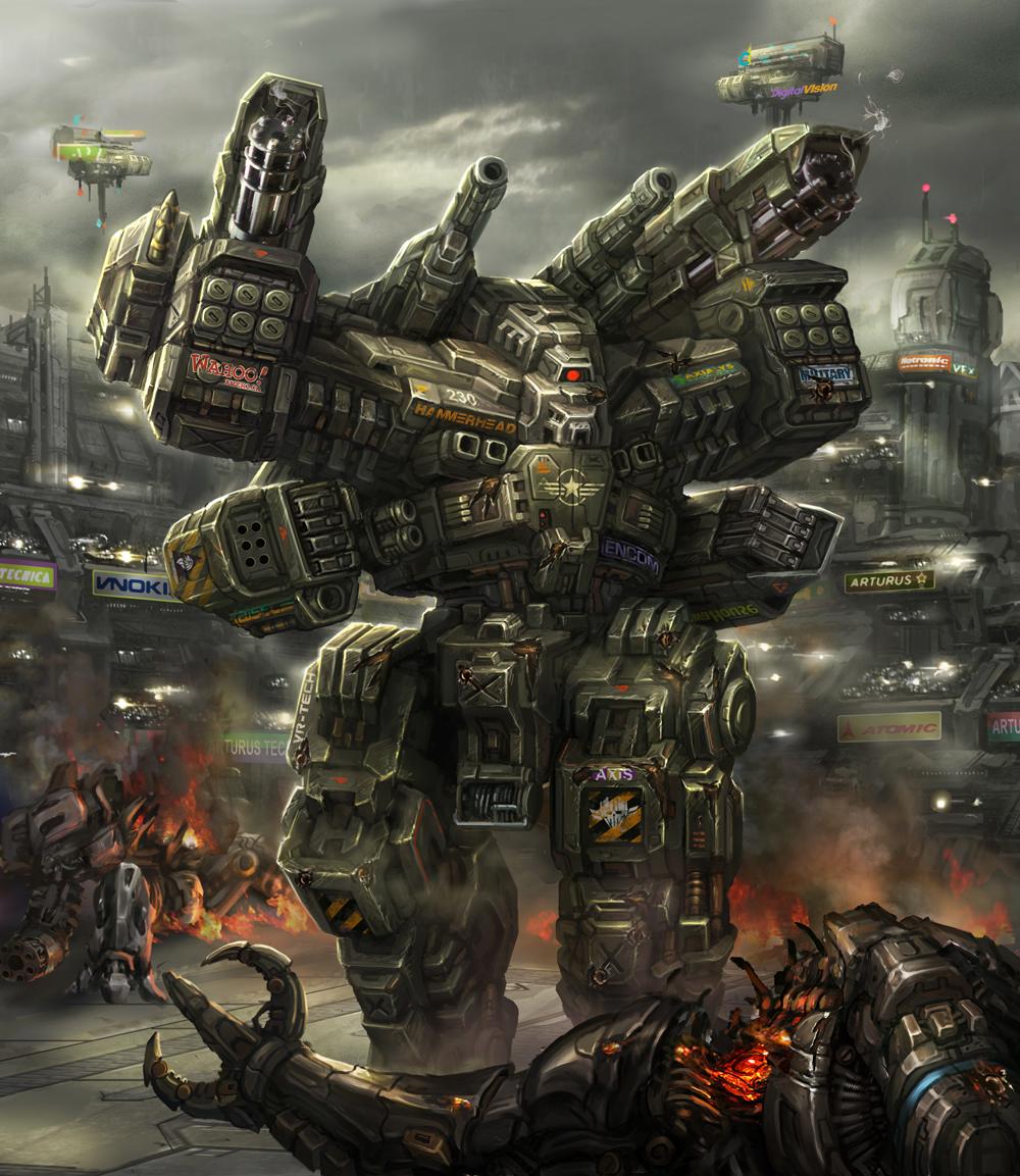 Hammerhead by AlienTan