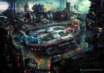 Arena by AlienTan