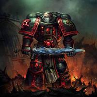 Warhammer by AlienTan