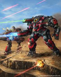 BattleTech: Divided We Fall ( no title )