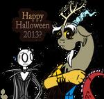 Halloween 2013: A weird night....