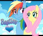 Fluttershy and Rainbowdash 2016