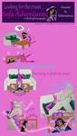 Looking For The Eraser by TicklishAndInLove