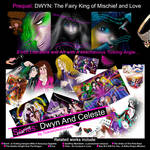 Dwyn and Celeste Series by TicklishAndInLove