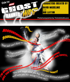 Ode to Marvel - Ghost Haunts Wasp