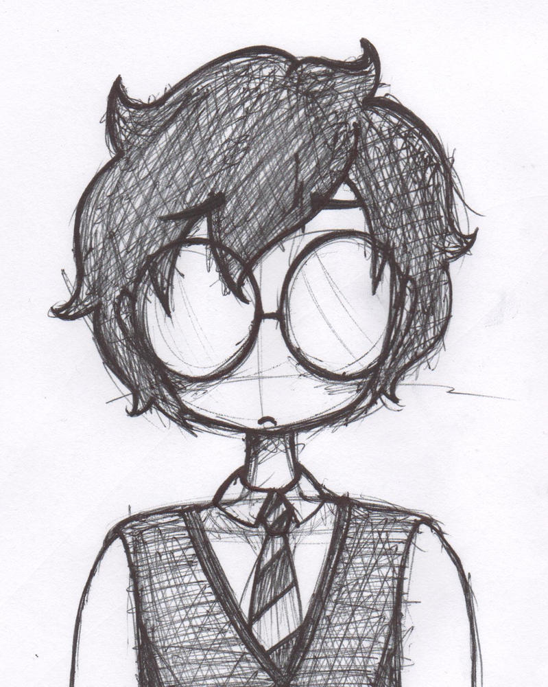 Harry U0026#39;Big Glassesu0026#39; Potter By ImHereForTheDrarry On DeviantArt