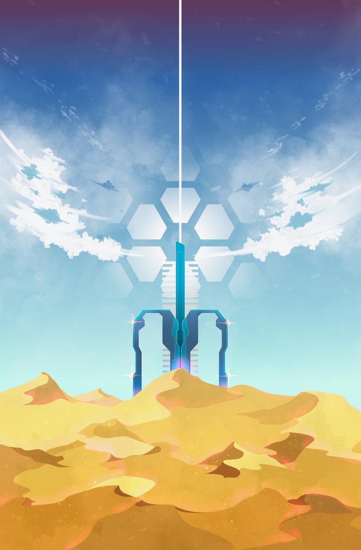 Skywards by BirdAlliance