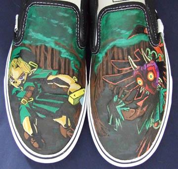 Zelda Shoes by johneboi