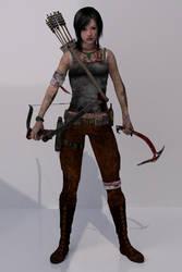 Tomb Raider 2013 By Deviantaudio by DEVIANTAUDIO