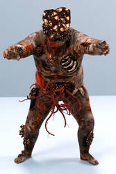 THE-LAST-OF-US  BLOATER RENDER TEST