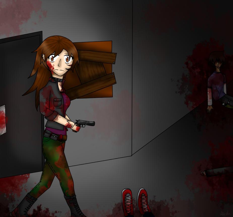 ..::Zombie Apocalypse::.. by Shadowlover4444