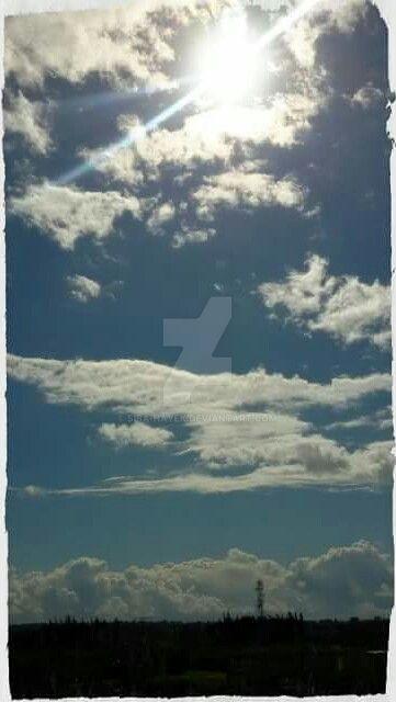 Sky inside by siba-hayek