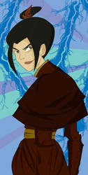 Azula by cheeryOs