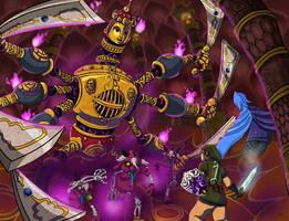 Ancient Automaton Koloktos by Flameheadshero