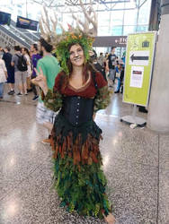 Mother nature costume!
