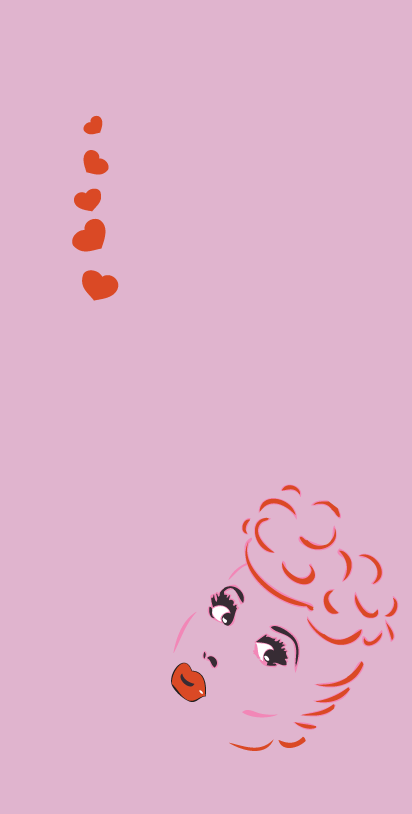 I Love Lucy Background\Art Skin by MaxDaMonkey