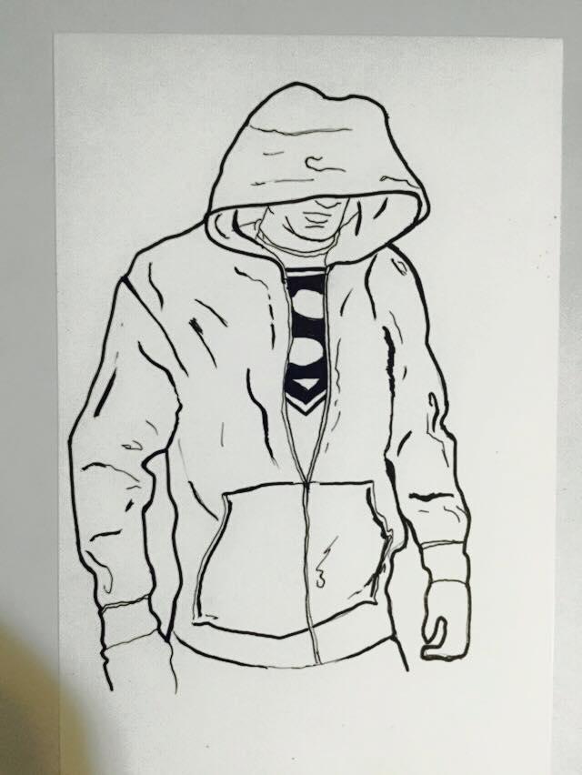 Superboy by MaxDaMonkey