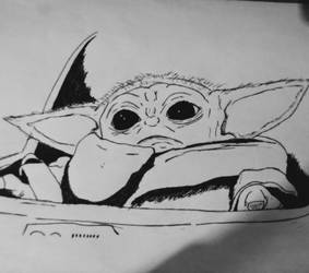 The Child aka Baby Yoda
