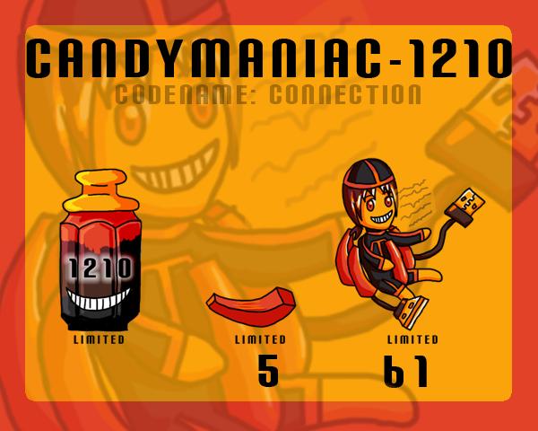 CandyManiac - 1210