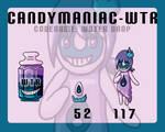 CandyManiac - WTR