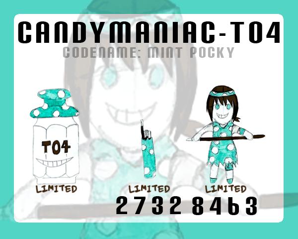 CandyManiac - T04