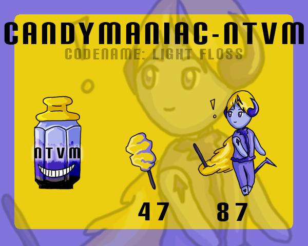 CandyManiac - NTVM