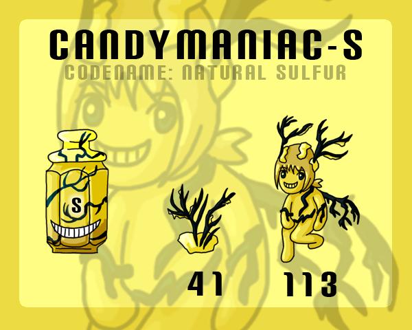 CandyManiac - S