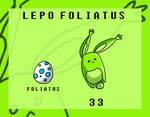 Lepo Foliatus
