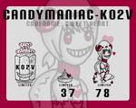 CandyManiac - K02V