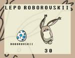 Lepo Roborovskii