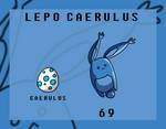 Lepo Caerulus