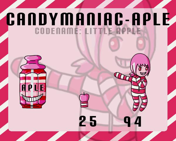CandyManiac - APLE by SpoiledTech