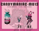 CandyManiac - M013