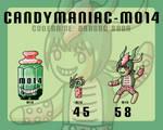 CandyManiac - M014