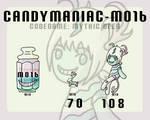 CandyManiac - M016