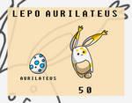 Lepo Aurilateus