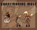 CandyManiac - M017