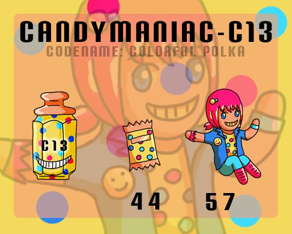 CandyManiac - C13
