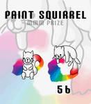 Paint Squirrel