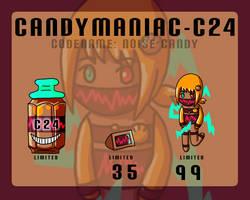 CandyManiac - C24 by SpoiledTech
