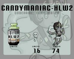 CandyManiac - HLW2 by SpoiledTech