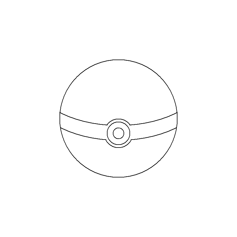 printable pokeball coloring pages - photo#9