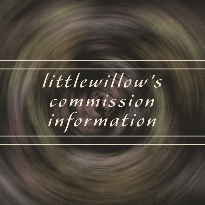 Commission Info 2020 (open!)